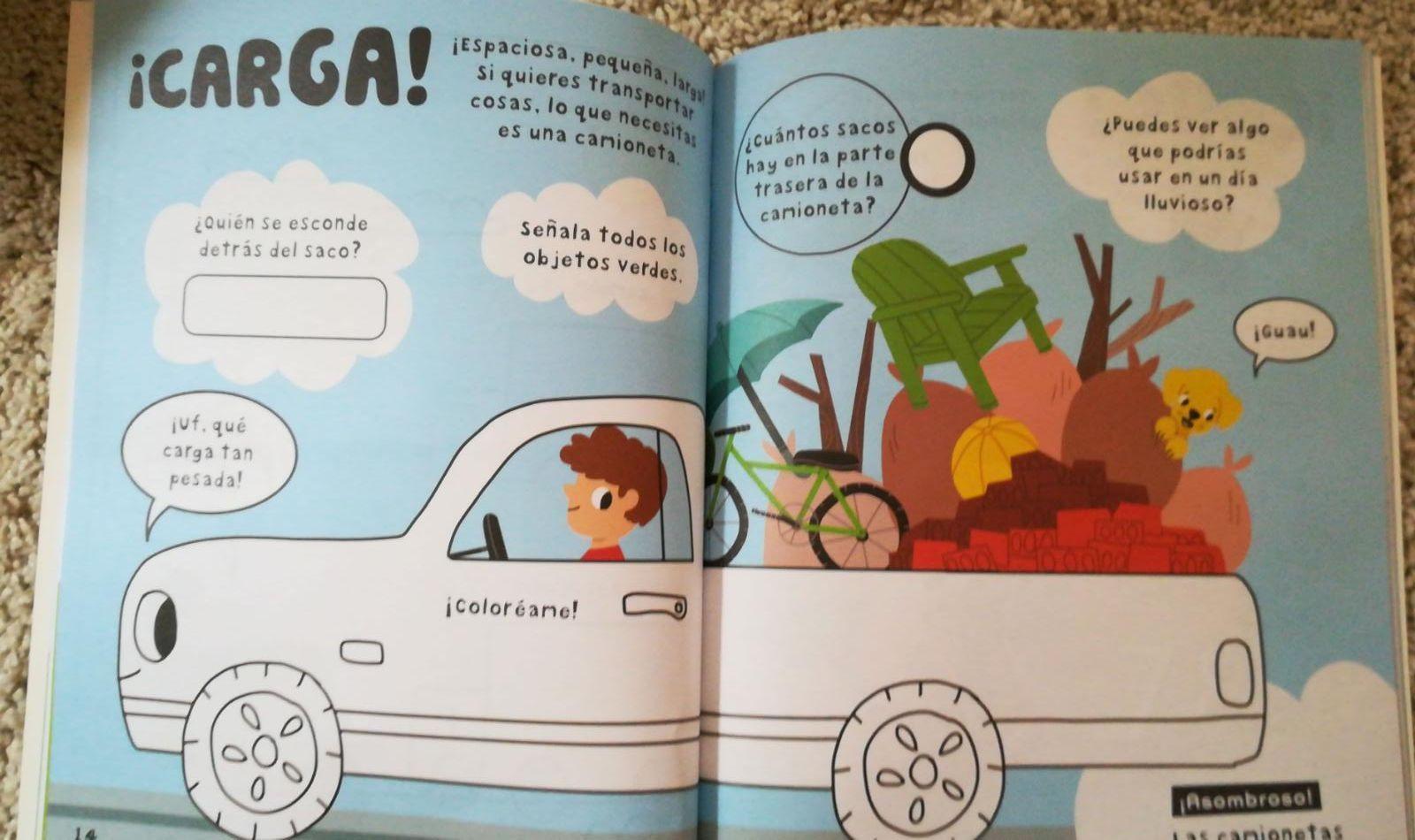 Pack 3. ACTIVIDADES, 3 libros 3 cerditos, vehiculos, colorear Juan y ...