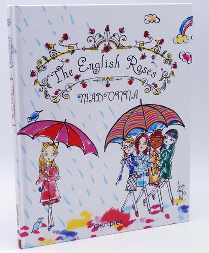 The English roses (Castellano escrito por Madonna) DESCATALOGADO