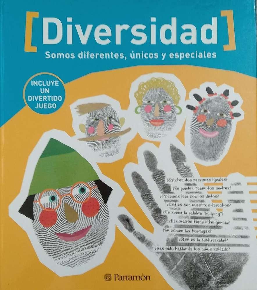 Diversidad Somos Diferentes Unicos Y Especiales Con Juego De Mesa