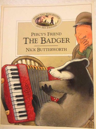 Percy's Friends: The Badger (Nick Butterworth)
