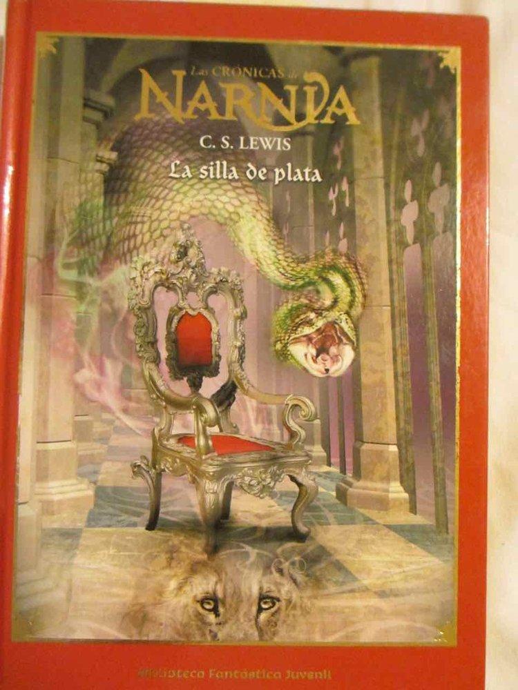 La Cronicas De Narnia 6 La Silla De Plata Editorial Planeta