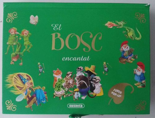 El bosc encantat (Super POP-UP)