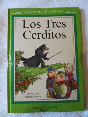 Los Tres Cerditos Con CD DESCATALOGADO