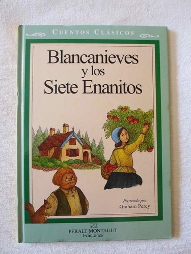 Blancanieves y los 7 enenaitos Con CD DESCATALOGADO