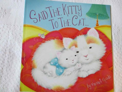 Said the Kitty to the catC