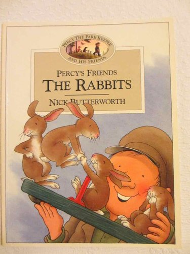 Percy's Friends: The Rabbits (Nick Butterworth) (INGLÉS)