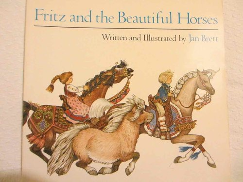 Fritz and the Beautiful Horses (INGLÉS)