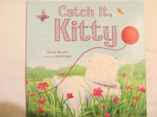 Cath it, Kitty (INGLÉS)