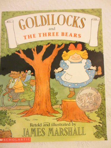 Goldilocks ant the Three Beaks (INGLÉS)