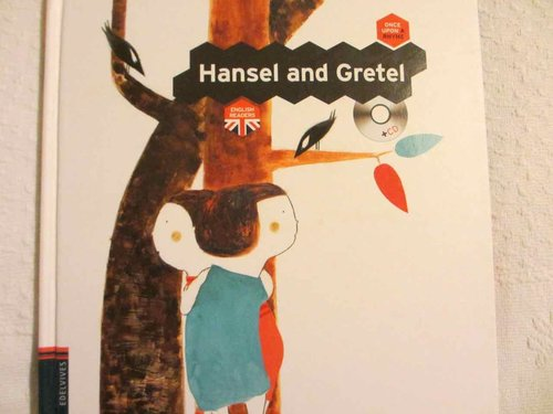 "Hansel and Gretel ( Incluye CD) Colección ""Once upon a Rhyme"""