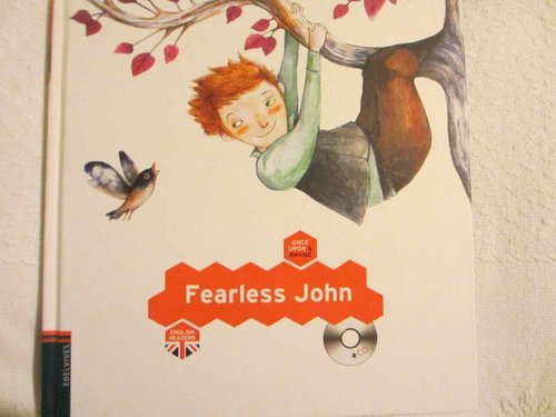 "Fearless John (INCLUYE CD) Colección ""Once upon a rhyme"""