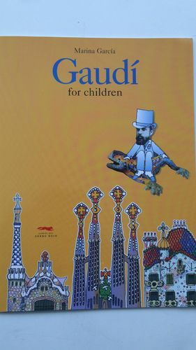 Gaudi for children  (INGLÉS)