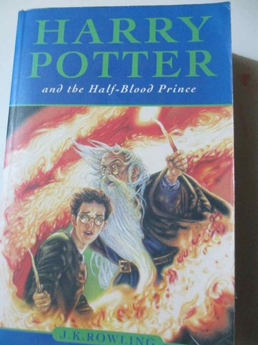Harry Potter and the Goblet of Fire (1ª Edición TAPA DURA Y SOBRECUBIERTA) (INGLÉS) DESCATALOGADO
