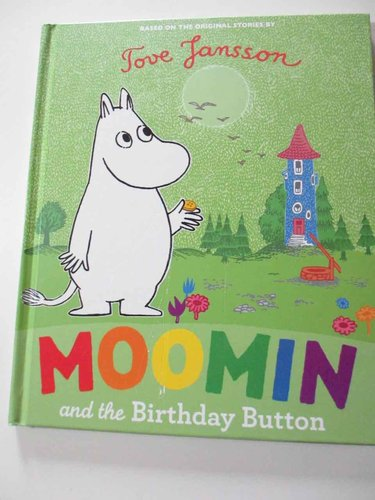 Moomin and the Birthday Button (INGLÉS)