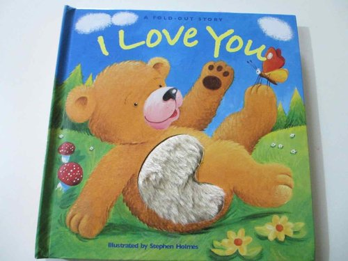I Love You : Touch and Feel (INGLÉS)