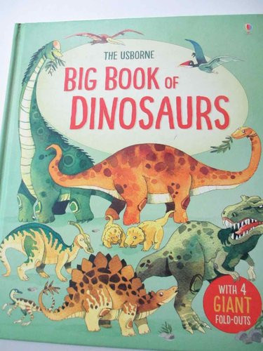 Big Book of Dinosaurs (INGLÉS)
