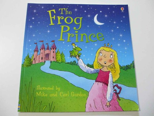 THE FROG PRINCE(Young Reading. Serie 1) (INGLÉS) DESCATALOGADO