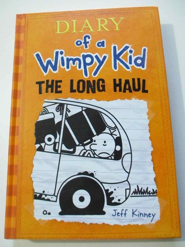 Diary of a Wimpy Kid: The Long Haul. (INGLÉS)