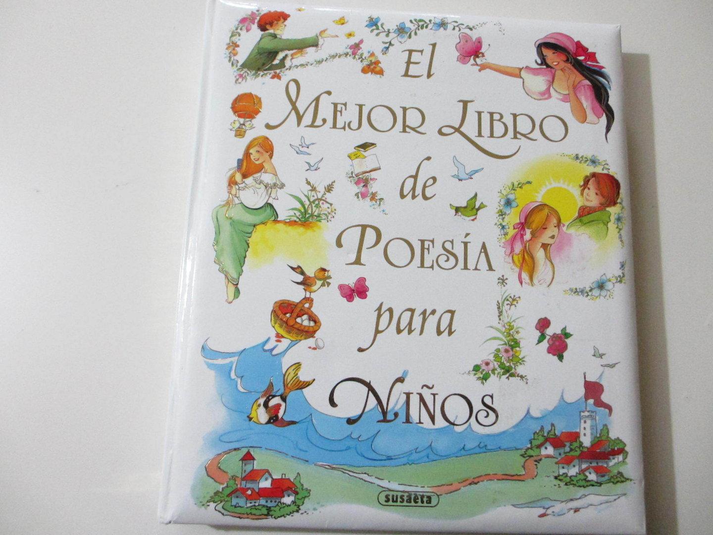El Mejor Libro De Poesía Para Niños Formato Xxl