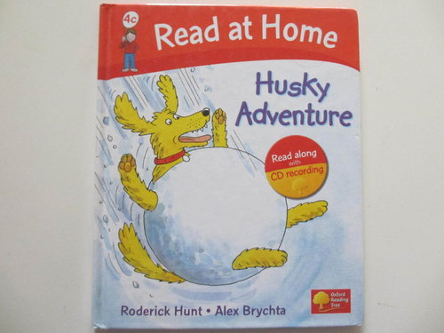 Read at Home: Husky Adventure Book + CD DESCATALOGADO